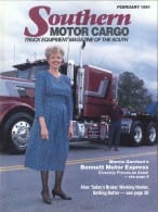 Southern Cargo Cover