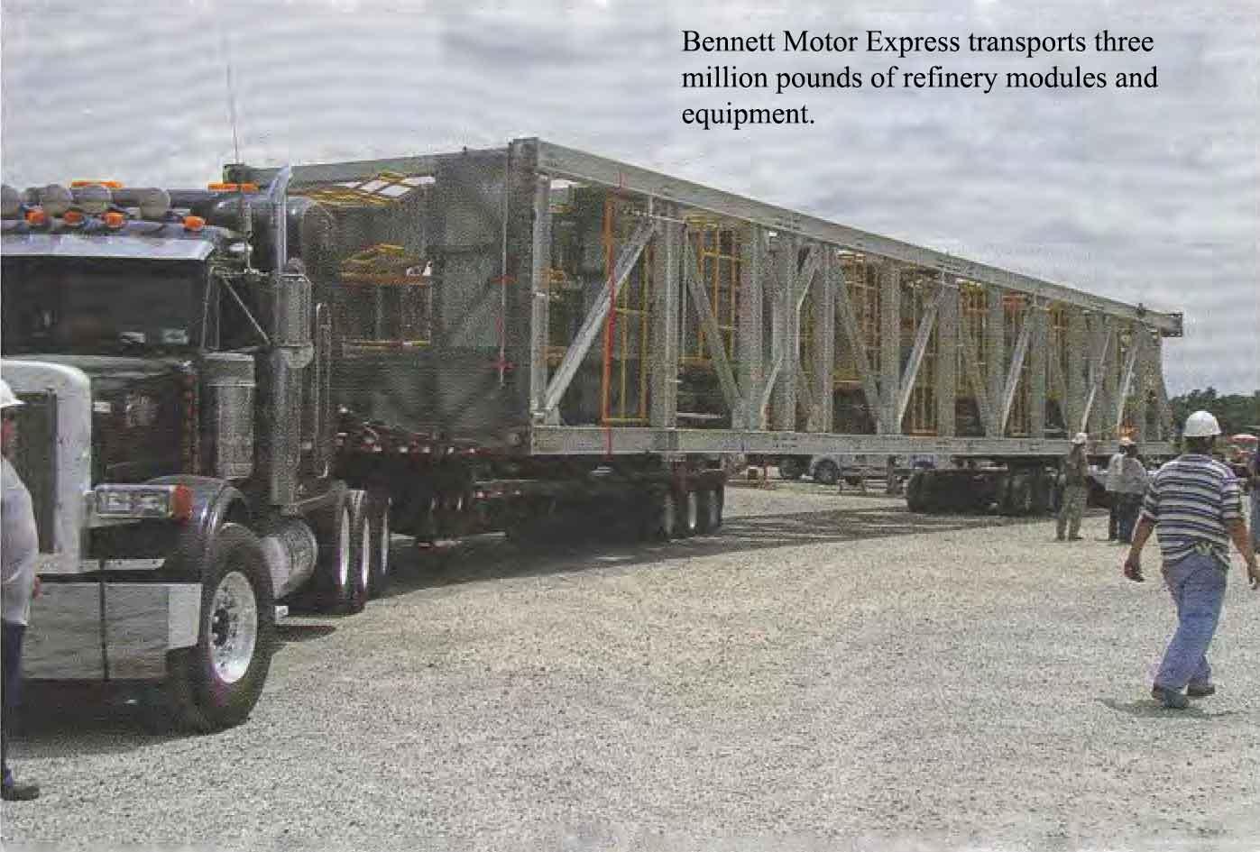 A Transportation Smorgasbord |