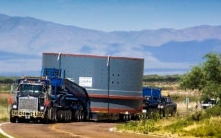 Heavy Haul Trucking Services