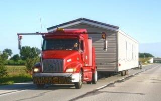Manufactured & Modular Building Transportation