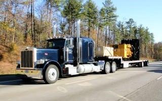 Step Deck Trucking Services