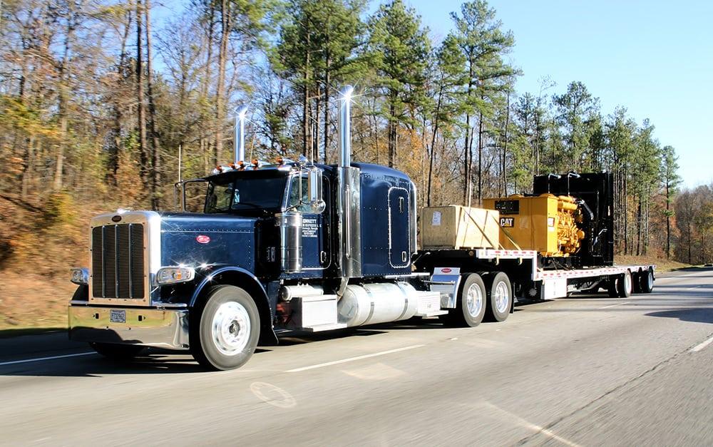 Step Deck Trucking Bennett International Group Llc