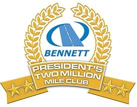 Bennett-2-Million-miler