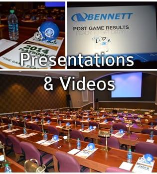 PRESENTATIONS-VIDEOS