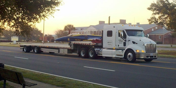 U.S. Military Trucking Jobs