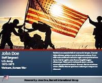2014 Veterans Tribute