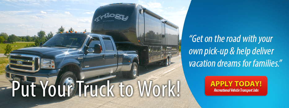 RV Transportation Jobs | Bennett Trucking Jobs