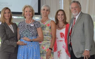 Bennett wins Psychologically Healthy Workplace Award
