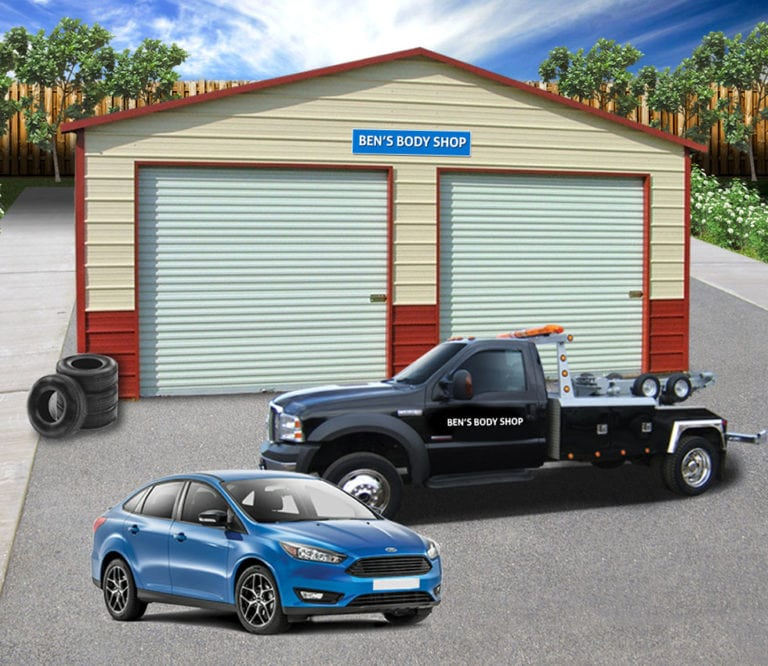 Whether You Need A Carport For Your Residence, A Large Workshop Building  For Your Business Or A Steel Barn For Your Farm, Bennett Has The Knowledge  And ...