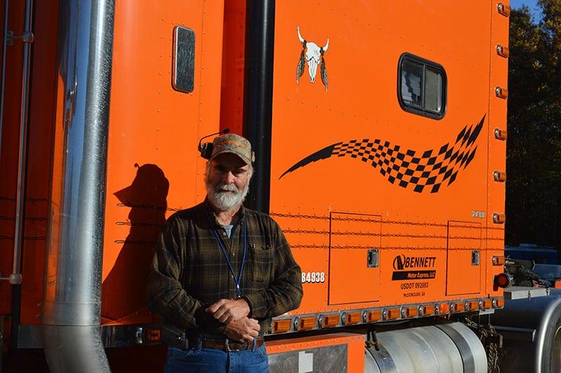 Bennett owner operator with truck