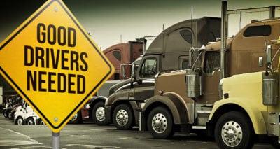 Good drivers needed