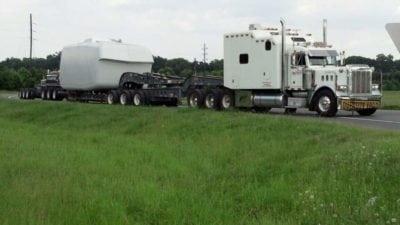 BME hauls machine head
