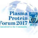 2017 Plasma Protein Forum