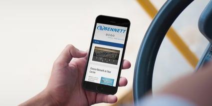Bennett apps for truck drivers