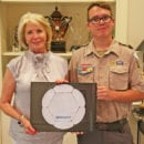 Bennett Sponsors Patch for National Scout Jamboree
