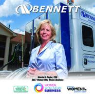 Top Women Owned Firms Bennett 2017