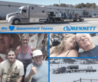 Bennett Government Secured Teams Trucking