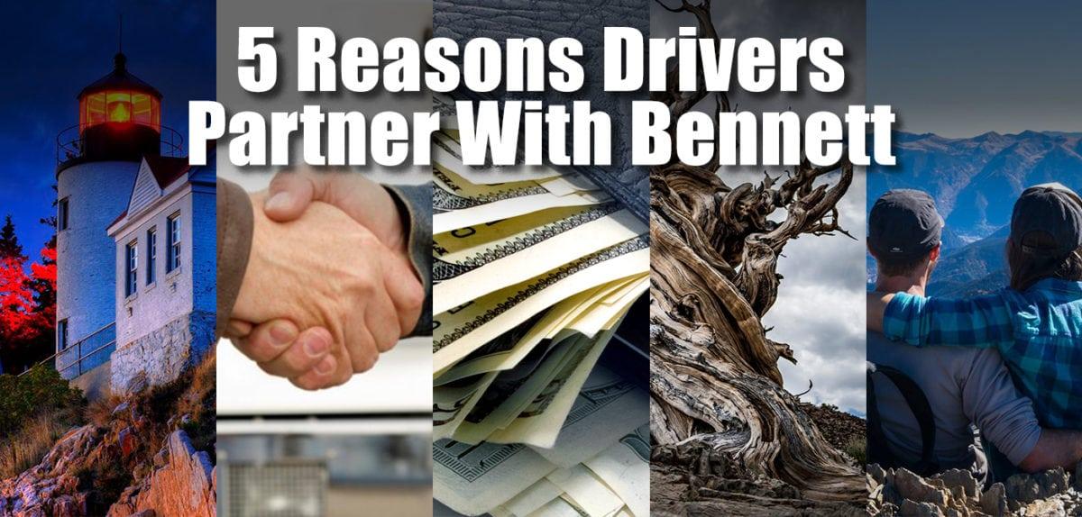 5-reasons-truck-drivers-partner-bennett-