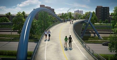 Bennett-chicago-pedestrian-bridge-finished-concept