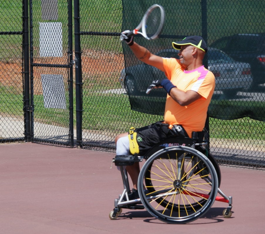 Taylor Family Foundation Tennis 4