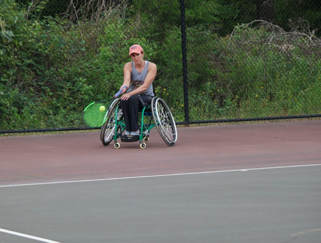 taylor foundation wheelchair tennis 5