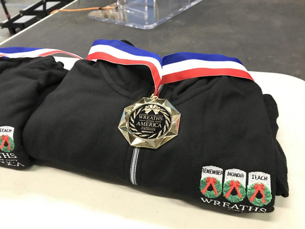 Ambassador Medal jacket
