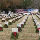 Bennett Secures 15,120 Wreaths for Veteran Gravesites at Andersonville National Cemetery