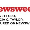 Bennett CEO, Marcia G. Taylor, Featured on Newsweek