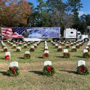 Wreaths Across America 2020 at Andersonville National Cemetery