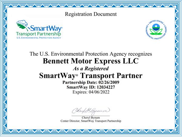 Smartway BME